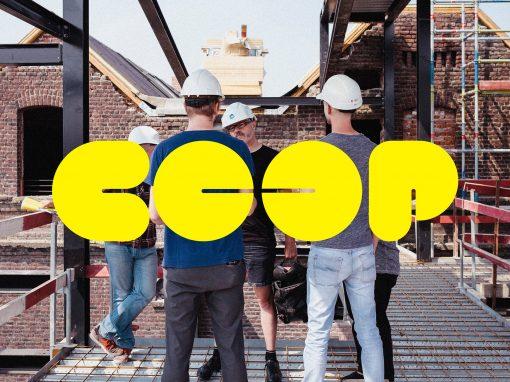 COOP, een logo met een verhaal
